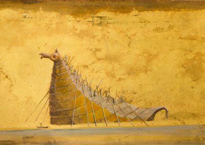 L'Hippocampe de Troie (coll.part)