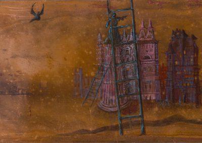 La città e le scale