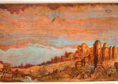Tecla, la città e il cielo