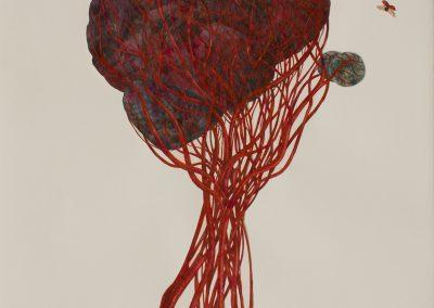 Cerveau I (diptyque)