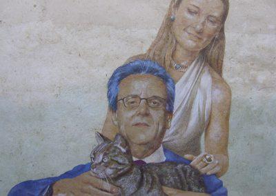Ottavio e Amanda (coll.part.)