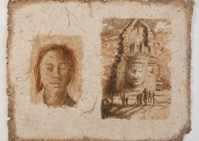 Portrait charnière