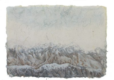 Alpes papier